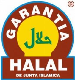 Garantia Halal de junta islámica