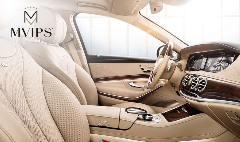 Alquiler vehículos de lujo MVIPS